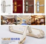 실내 자물쇠, 자물쇠, 나무로 되는 자물쇠, 문에 박은 자물쇠, Ms1009