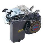 motor refrigerado del generador de 4 movimientos de 6.5HP 168f-1 medio