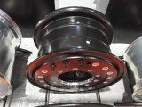 2 PCS выковали алюминиевую воинскую оправу 18X9.5 колеса