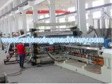 PVC-nachgemachte Marmorproduktion bearbeitet Zeile maschinell