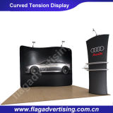 Lavable y reutilizable Pantalla de tejido en tensión para el coche Publicidad