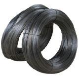 Высокая бандажная проволока оцинкованной стали прочности на растяжение/обожженный чернотой тюковать