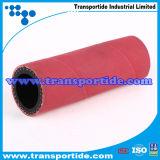 Transportide rote Qualitäts-Gummisand-Böe-Schlauch-/Sandstrahlen-Schläuche