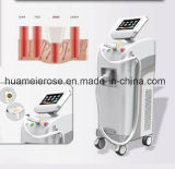 Professional 808nm Diode Laser Hair Removal Machine avec fonction d'impression