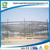 Estructura de acero Almacén Hecho por Longtao Steel Construction Engineering Company