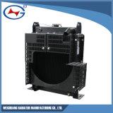 SD4102D-CD: 디젤 엔진을%s 물 알루미늄 방열기