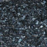 Голубой сляб гранита перлы для плитки Worktop