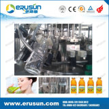 Плодоовощ Juice Glass Bottle с Twist Metal Cap Filling Machine
