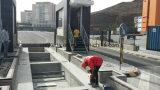 100t elektronisch Gemaakt in de Weegbrug van China
