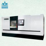 Ck36L CNCの旋盤機械および傾斜のベッドCNCの旋盤