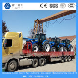 125HP 4WD starker landwirtschaftlicher Bauernhof-Dieseltraktor von der Herstellungs-Fabrik