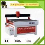 Desktop que anuncia o CNC que cinzela a máquina (QL-1212)
