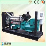 산업 Weichai 200kw는 유형 비상 전원 디젤 엔진 발전기 세트를 연다