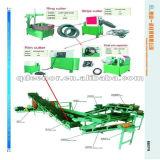 De rubber Machine van het Recycling van de Maalmachine/van de Band