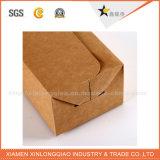 Коробка пластичных коробок вахты ювелирных изделий индикации бумажного подарка упаковывая складывая