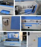 Laser Cutting Machine 1610 1.5mm Edelstahl-Laser-Cutter/150W Reci Sheet Metal CO2