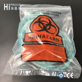 Ht-0792 Destroyable Biohazard Symbol Dreifach-Wand Tearzone Beutel