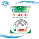 Москита волокна завода сбывания Allethrin D-Trans катушка москита Dimefluthrin Китая катушки горячего Repellent самая лучшая