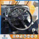 타이어를 가진 중국 바퀴 로더 Zl50 프런트 엔드 Radlader