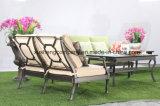 鋳鉄の足、鋳造アルミのコーヒーテーブルの家具