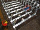 Insieme del rullo del nastro trasportatore di SPD, &Frame del rullo del trasportatore, rullo d'acciaio