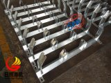 SPDのベルト・コンベヤーのローラーセット、コンベヤーのローラーの&Frame、鋼鉄ローラー