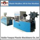 Linha maquinaria plástica da extrusão da placa e da folha da placa