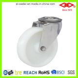 Roue en nylon de chasse d'acier inoxydable (P104-20D080X35)