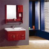 新しいデザイン木製の商業浴室の虚栄心の単位