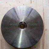 Pièces de norme ANSI sur des enveloppes de turbines et couvercles avec (taille 1X1.5-6)