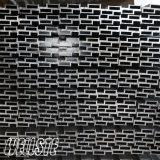 Profil de anodisation argenté en aluminium expulsé d'aluminium de tente