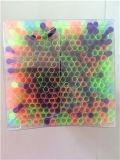Pacchetto di plastica multicolore del contenitore di PVC della paglia del caffè