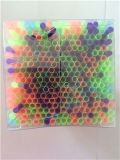 Multi-Color пластичный пакет коробки PVC сторновки кофеего