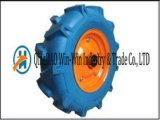 단단한 PU 거품 바퀴에 의하여 사용되는 가까이 트롤리 바퀴 (4.00-8)
