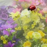새로운 Virgin HDPE 정원 식물성 반대로 곤충 그물