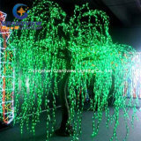 2015 Outdoor Artificial LED Willow Tree Light for Hotel