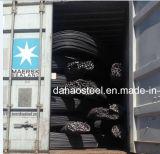 Het Versterken HRB400 HRB500 Rebar van het Staal in China Tangshan