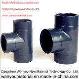 Instalación de tuberías del PVC del tubo/de la alta calidad del PVC/codo/te/cruz