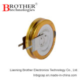 단추 유형 C H v 5.5V 0.33f Supercapacitor/Ultracapacitor