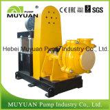 Pompe centrifuge de boue de la distribution de produit de queue de traitement minéral