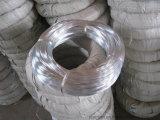 Eletro/fábrica galvanizada mergulhada quente 1.0mm do fio de aço