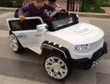 لعبة أطفال الكهربائية سيارة مع MP3 المقبس وحجم قابل للتعديل