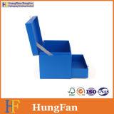 Coutume cadre de empaquetage de tiroir de mémoire de papier de deux couches