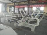 Contenitore ad alta velocità di scatola che incolla fabbricazione della macchina