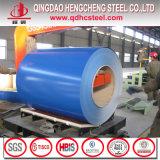 Dx51d SGCC Z100 PPGI a enduit la bobine d'une première couche de peinture en acier galvanisée