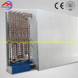 El PLC controla el alto cono del papel de la configuración que forma la pieza de sequía de la máquina