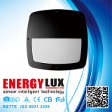 E-L03D Wand-Licht des Aluminiumkarosserien-im Freien Fühler-LED