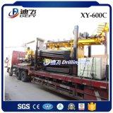 200-600mは販売のためにトラックによって取付けられたコア試すいの装備を使用した