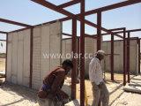 El panel de emparedado --Tarjeta ligera de la pared del cemento de la fibra
