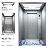 FUJI dégarni en acier inoxydable passagers ascenseur Ascenseur, avec salle des machines ou sans salle des machines